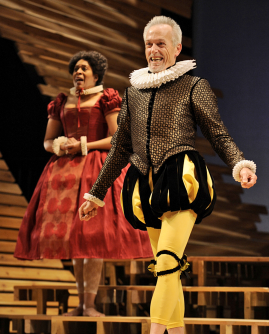shakespeare s twelfth night treatment of malvolio Free essay: the character of malvolio is treated too cruelly for twelfth night to be  classed as a comedy malvolio is constantly humiliated and has some of.